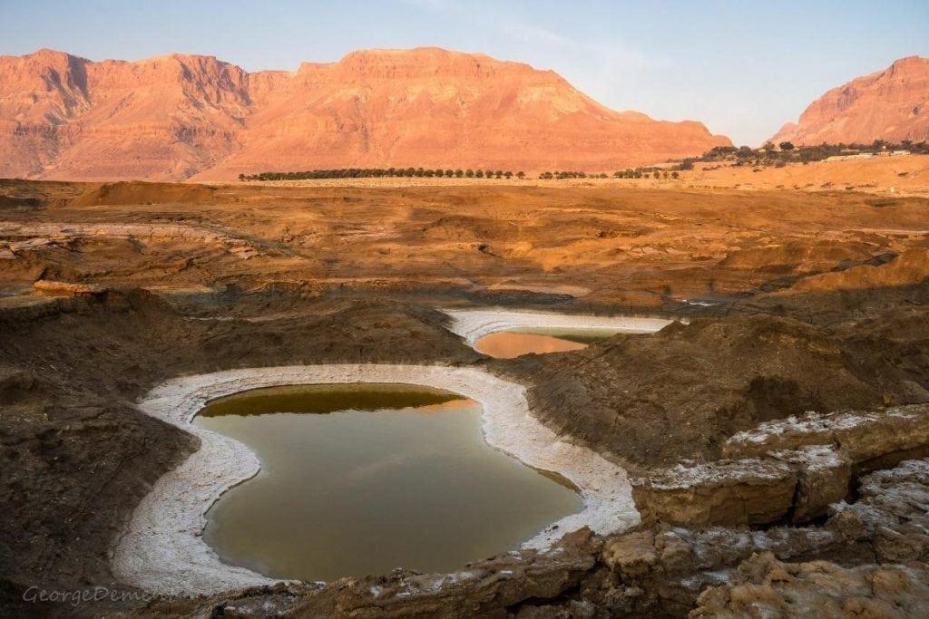Dead Sea Sinkholes - deadsea.com