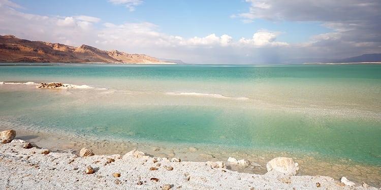 Dead Sea weather
