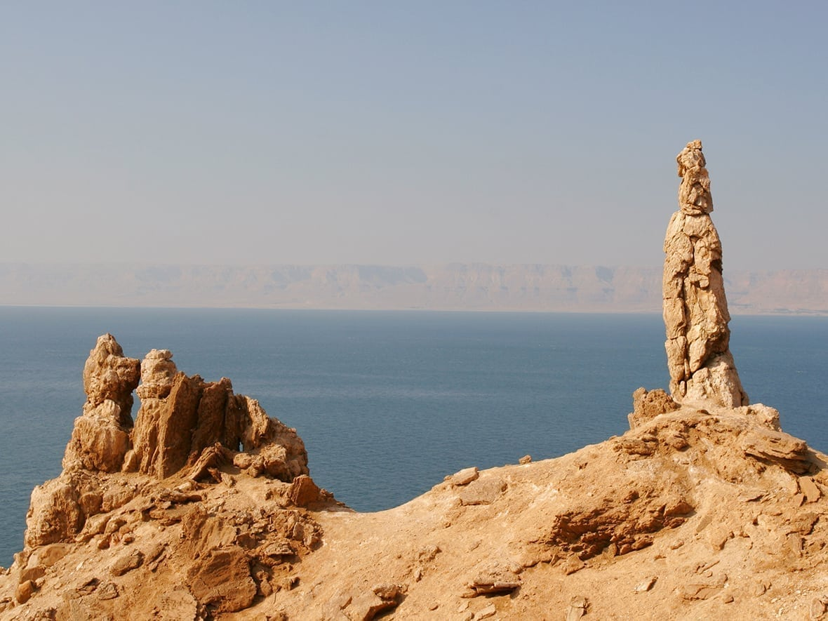 Mount Sodom Viewpoint