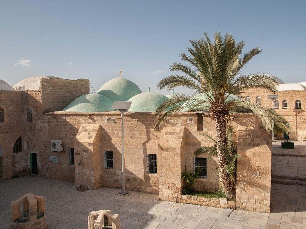 Nabi Musa - Prophet Moses Burial Site | DeadSea.com
