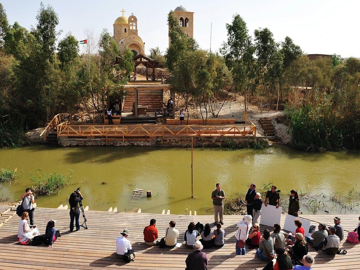 Qasr Al Yahud Baptismal Site | DeadSea.com