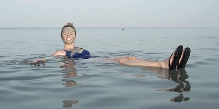 Natural Dead Body Sea