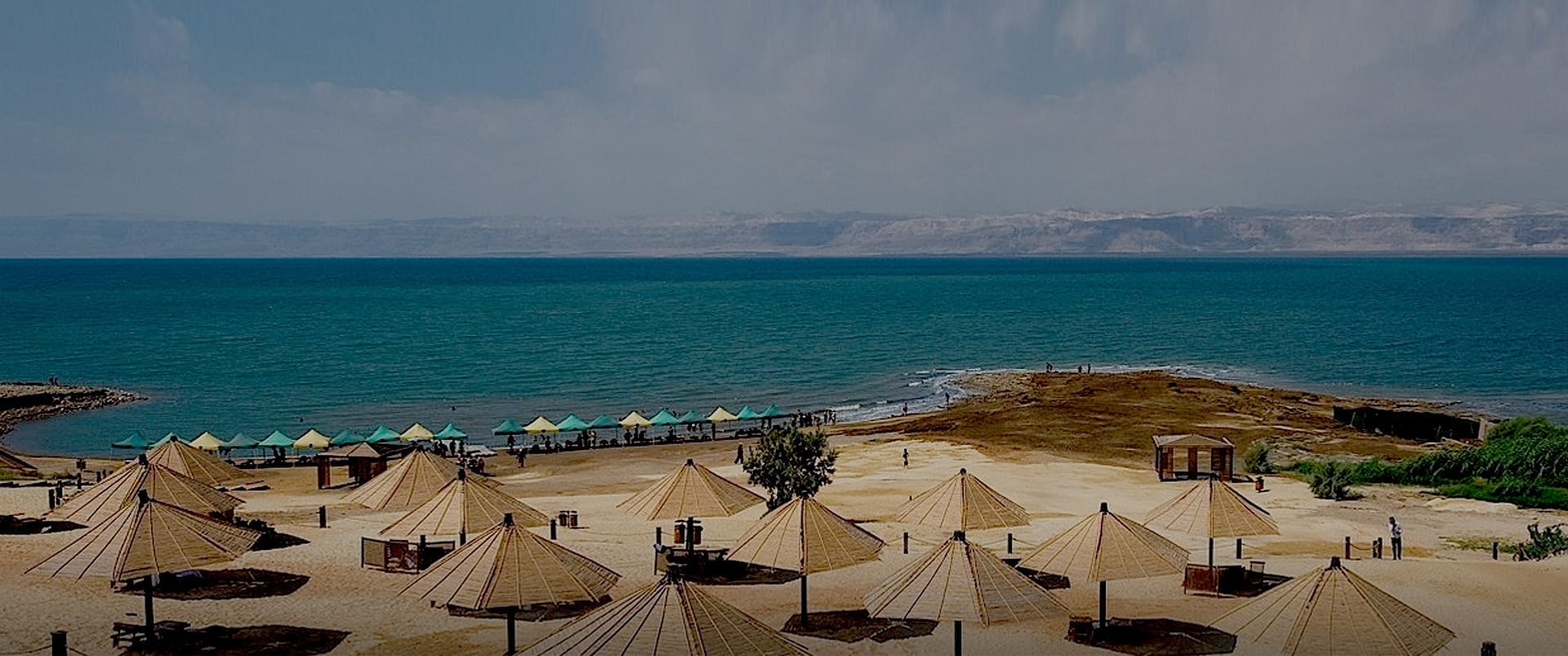 dead sea main beach