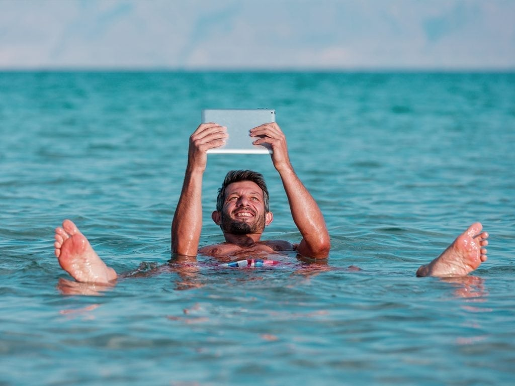 The intelligible Nude bathing dead sea isreal join