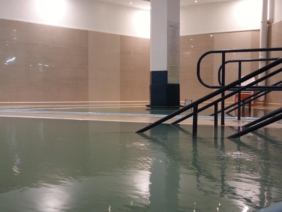 Sulfur Pools