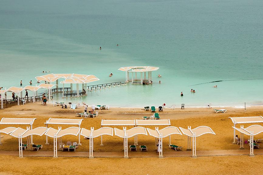 dead sea beach