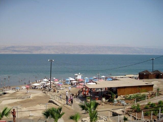 Kibbutz Kalia DeadSea.com