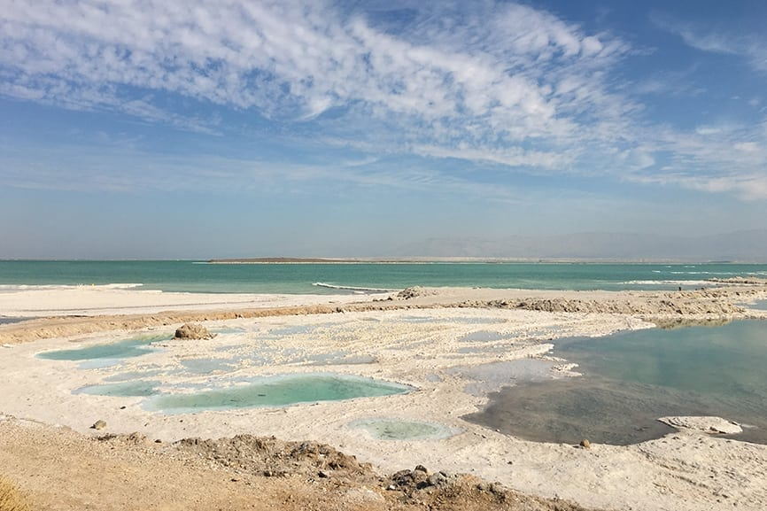 Why is the Dead Sea Called the Dead Sea & How did it Get its