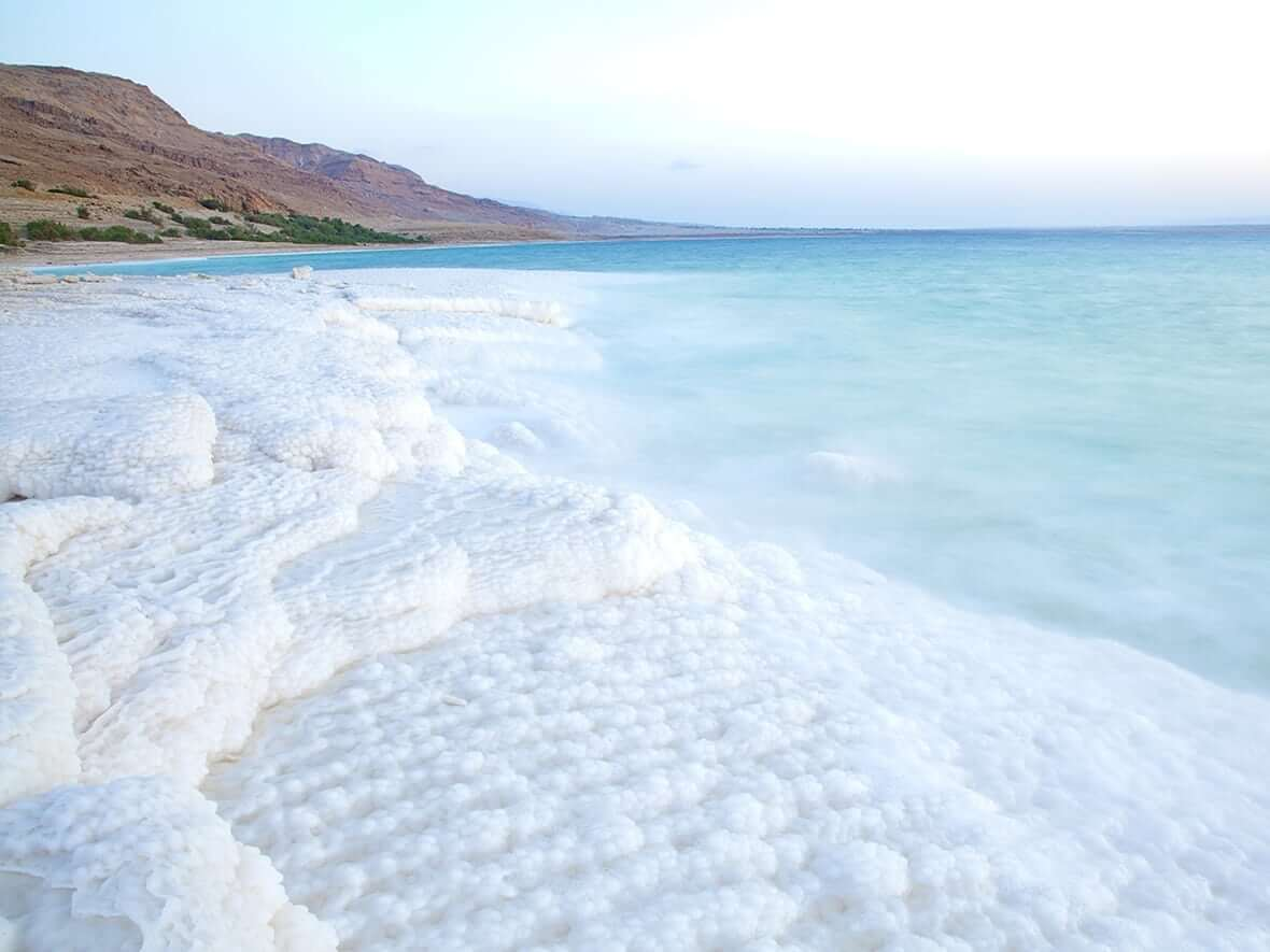 Why is the Dead Sea Called the Dead Sea & How did it Get its Name?