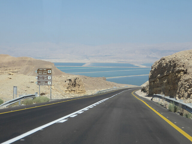 Jerusalem to Dead Sea
