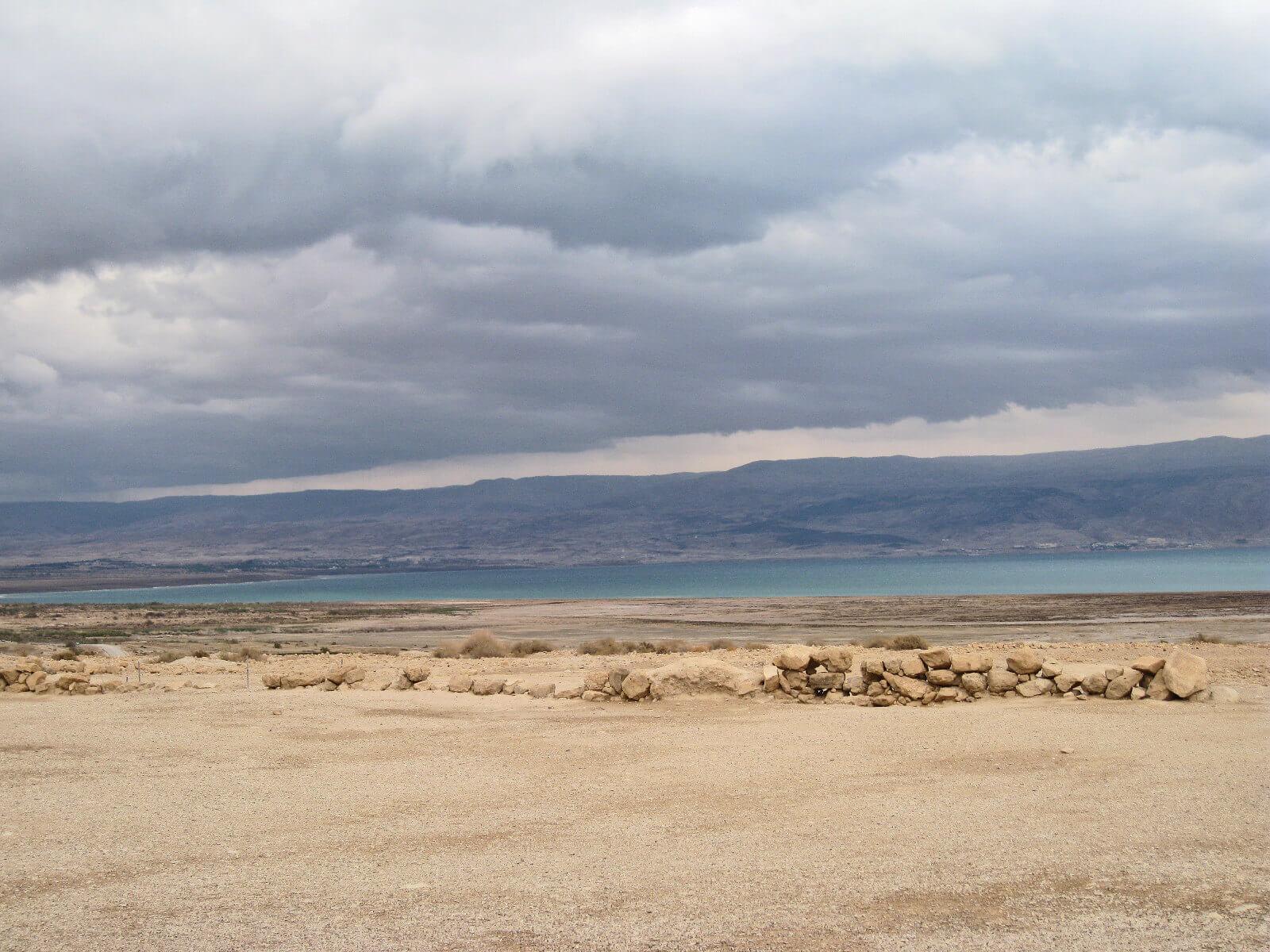 Lifeless Dead Sea