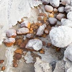 מינרלים בים המלח